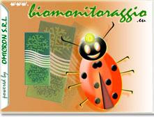 il nostro sito sul Biomonitoraggio Ambientale
